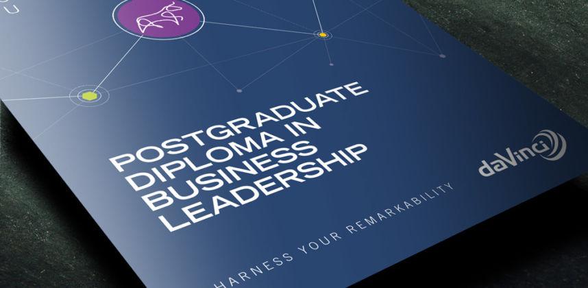 Postgraduate Diploma In Business Leadership